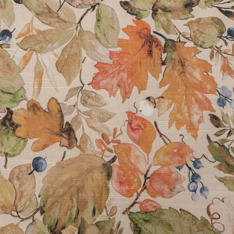 Leaves & Trees Fabrics