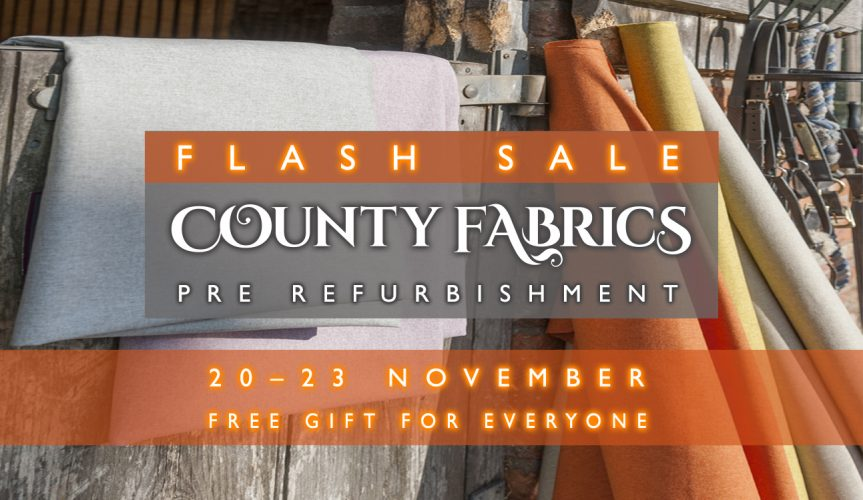 County Fabrics Promotions